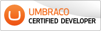 Umbraco Certified Developer